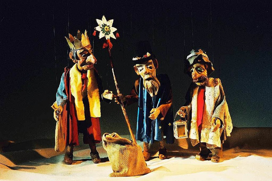 Marionettentheater - Basel