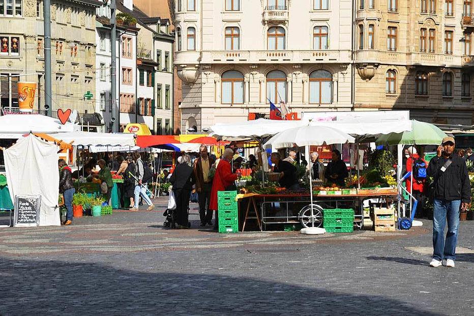 Marktplatz - Basel