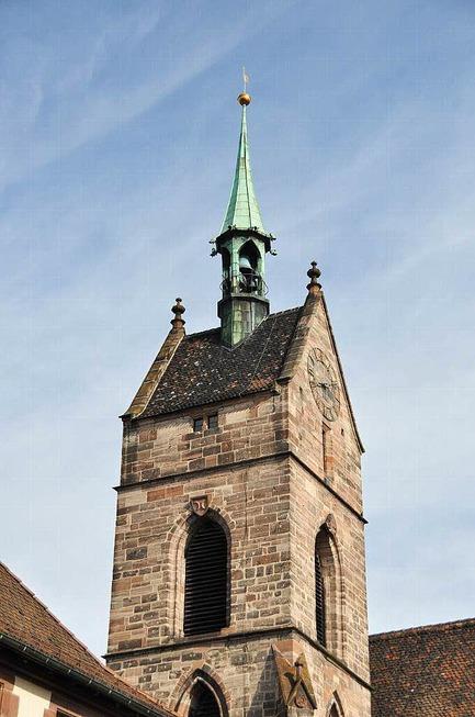 Martinskirche - Basel