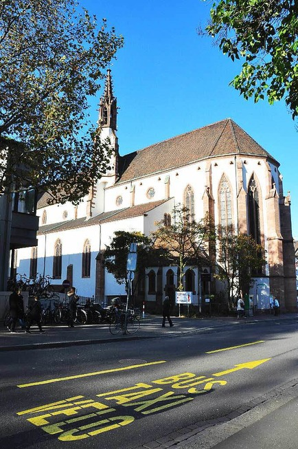 Predigerkirche - Basel
