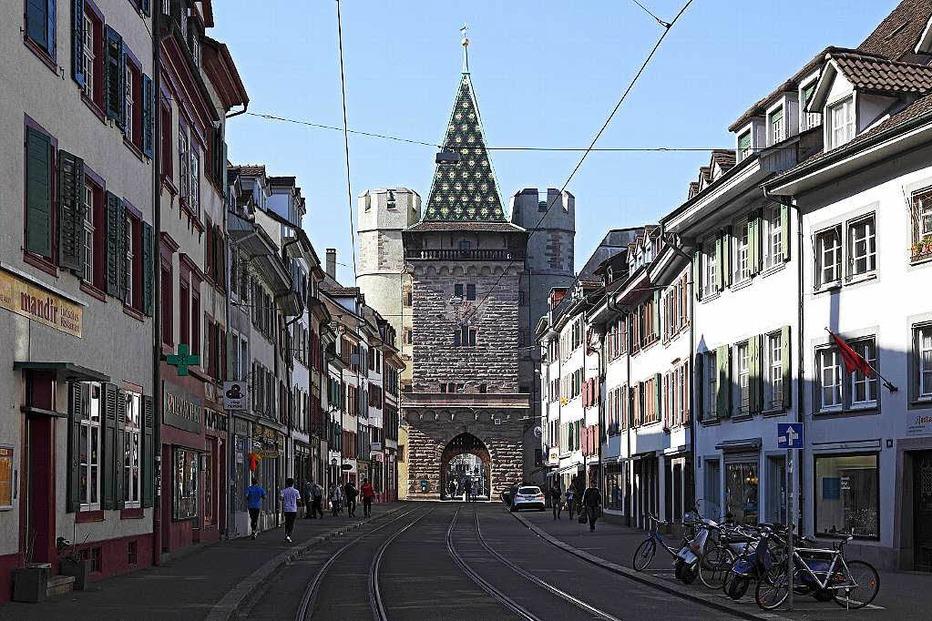 Spalentor - Basel
