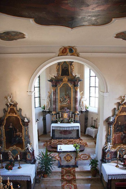 Felix und Nabor Kapelle - Bad Krozingen