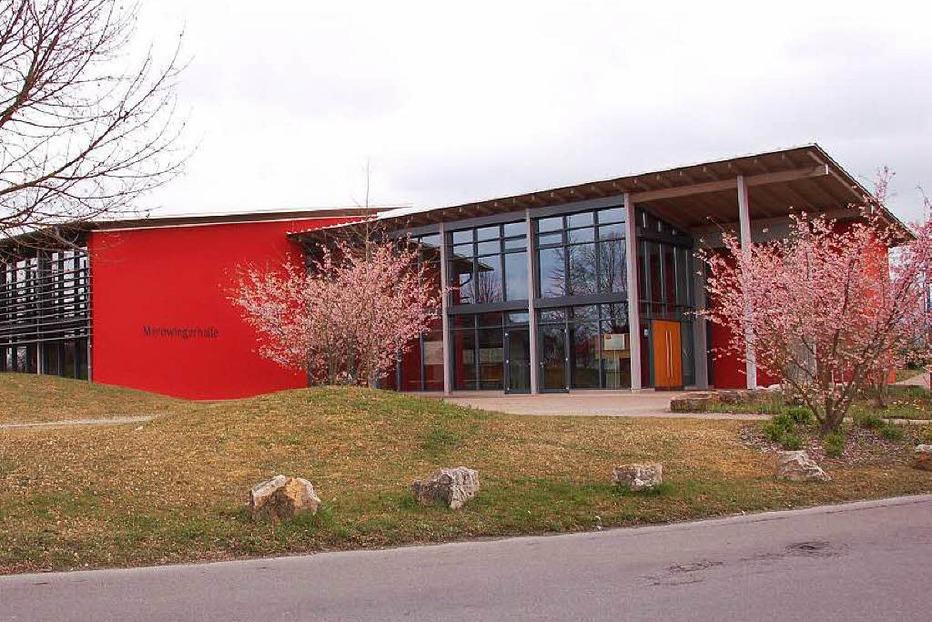 Merowingerhalle Biengen - Bad Krozingen