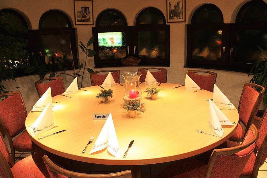 Restaurant Amselhof - Bad Krozingen