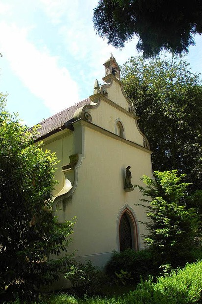 Schlosskapelle - Bad Krozingen