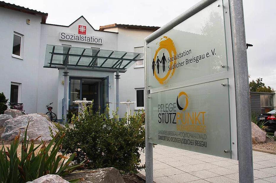 Sozialstation Südlicher Breisgau - Bad Krozingen