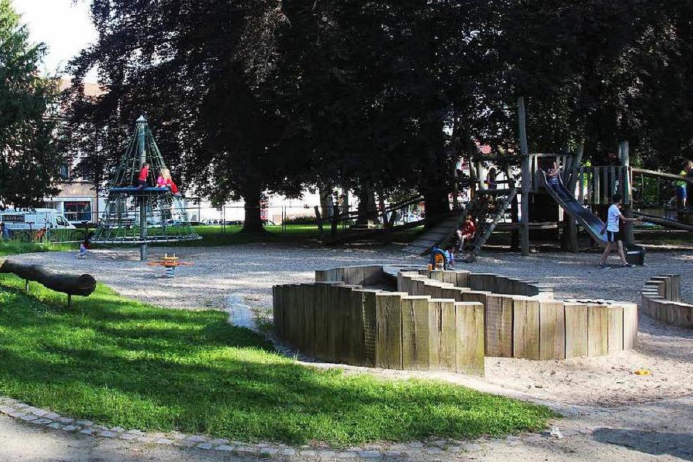 Franz-Volk-Park - Offenburg