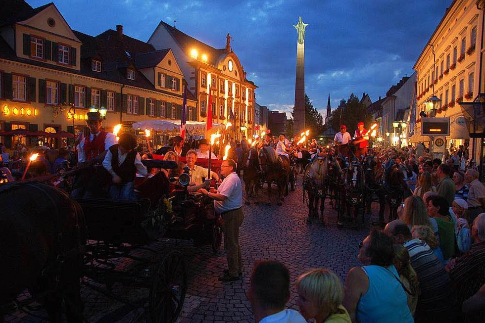 Fußgängerzone - Offenburg