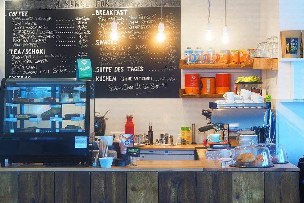 5 Senses Coffee - Freiburg