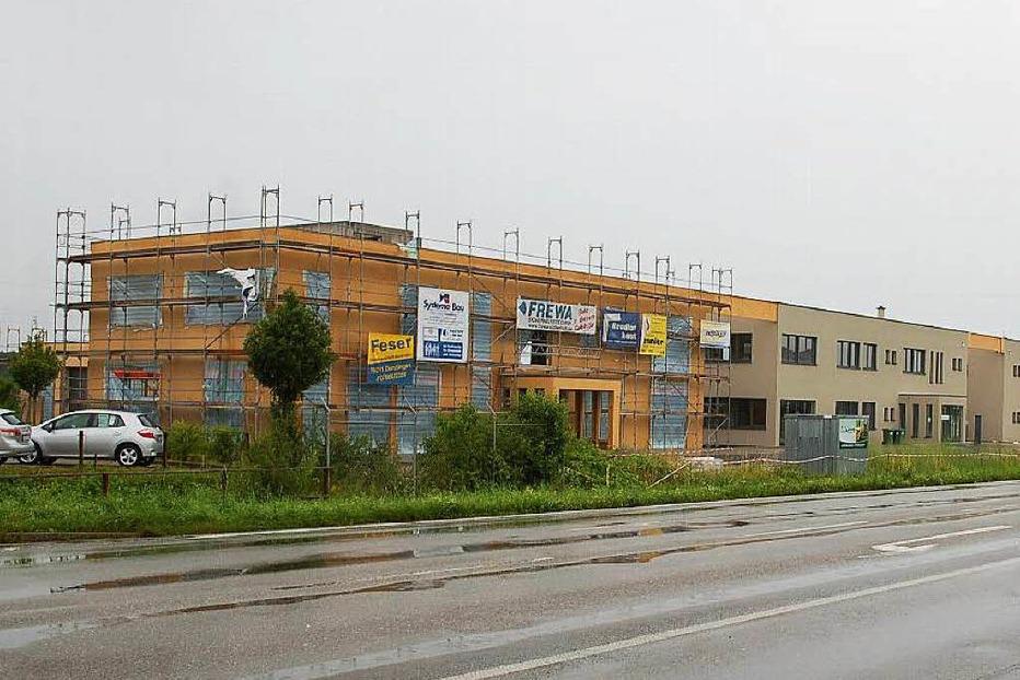 Gewerbegebiet Hoch 3 - Offenburg