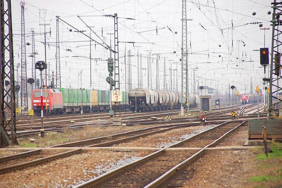 Güterbahnhof - Offenburg