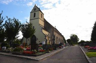 Kirche St. Peter und Paul (Bamlach)