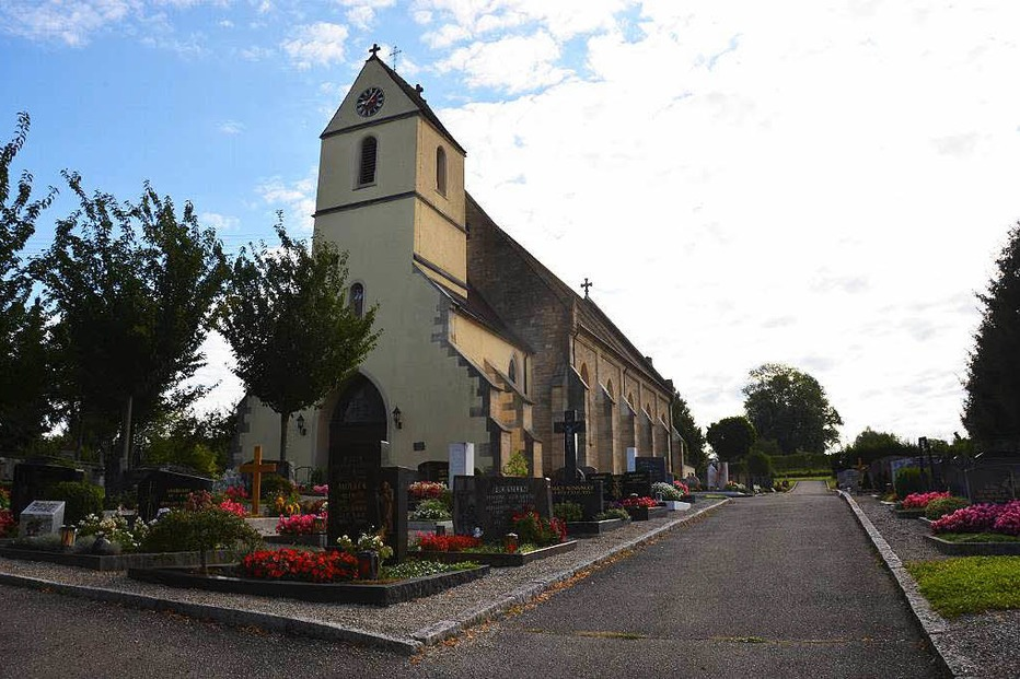 Kirche St. Peter und Paul (Bamlach) - Bad Bellingen