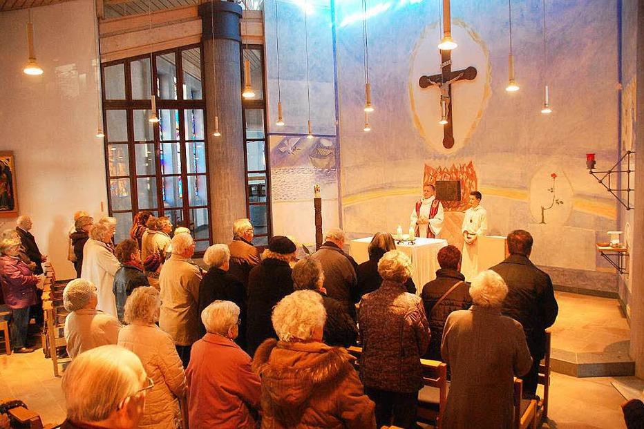 Kirche St. Peter und Paul - Weil am Rhein