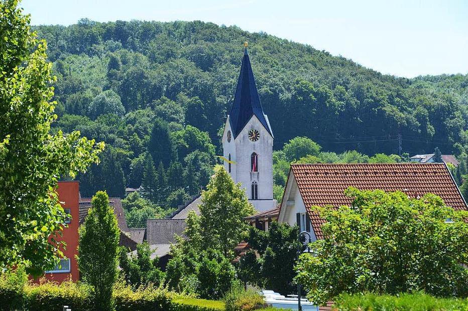 Kath. Kirche St. Peter und Paul - Inzlingen