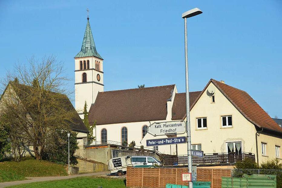 Pfarrkirche St. Peter und Paul (Minseln) - Rheinfelden