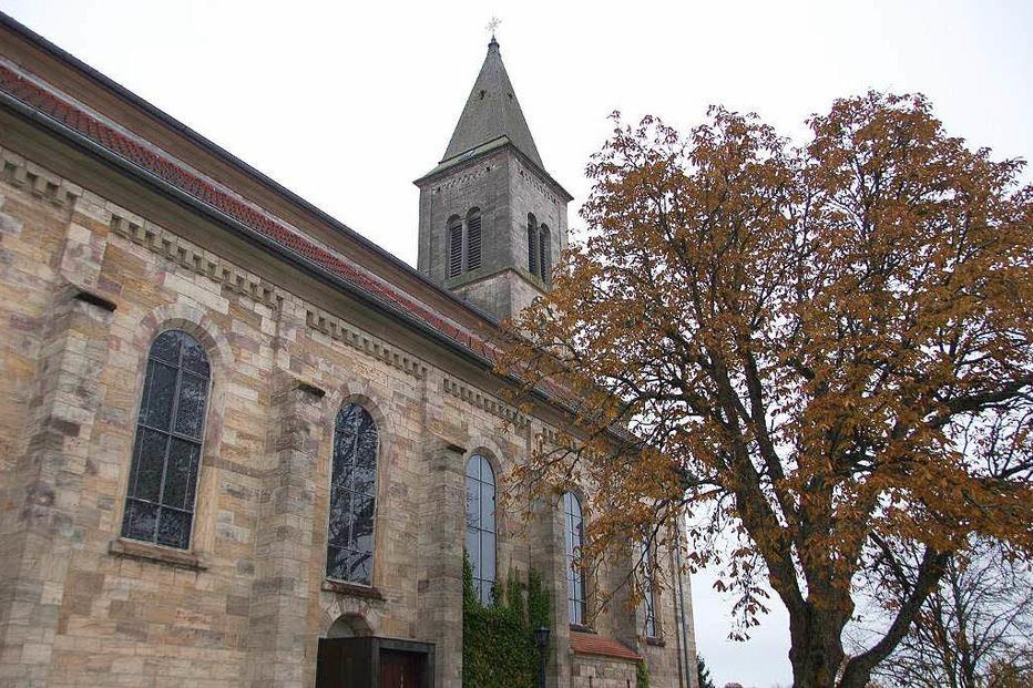 Katholische Kirche Peter und Paul - Bonndorf