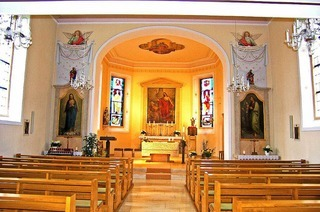 Pfarrkirche St. Peter und Paul Bachheim