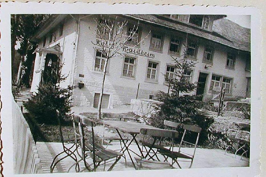 Gasthaus Waldheim - Herrischried