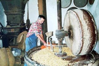 Ölmühle Werner Reinacher (Königsschaffhausen)