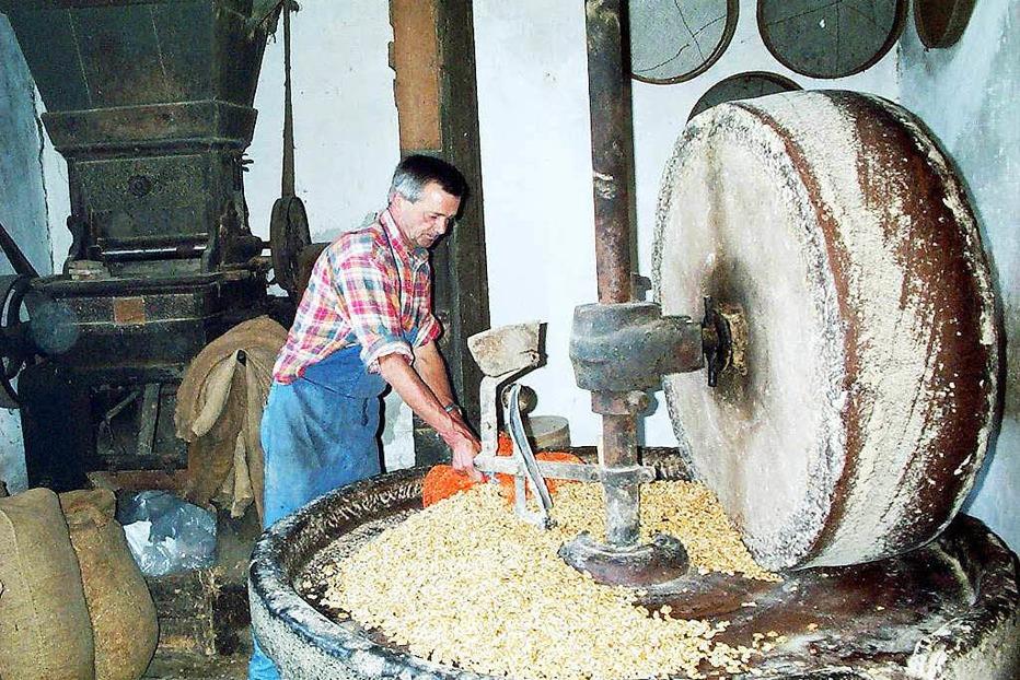 Ölmühle Werner Reinacher (Königsschaffhausen) - Endingen