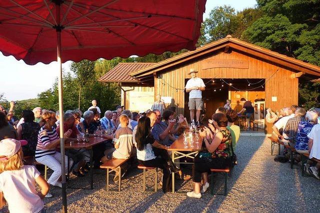 Gausberghütte Königschaffhausen