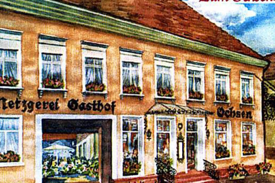 Gasthaus Ochsen K�nigschaffhausen - Endingen