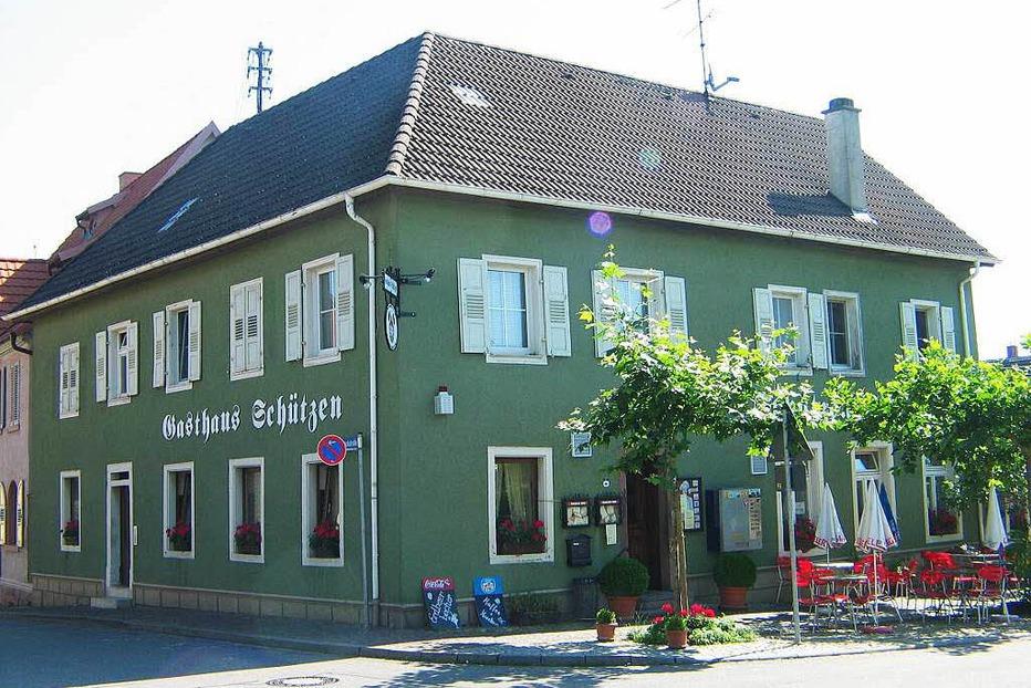 Gasthaus Schützen - Endingen