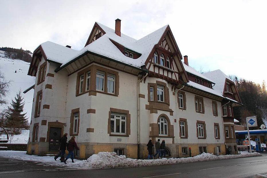 Kulturhaus (alte Bürstenfabrik Wissler) - Todtnau