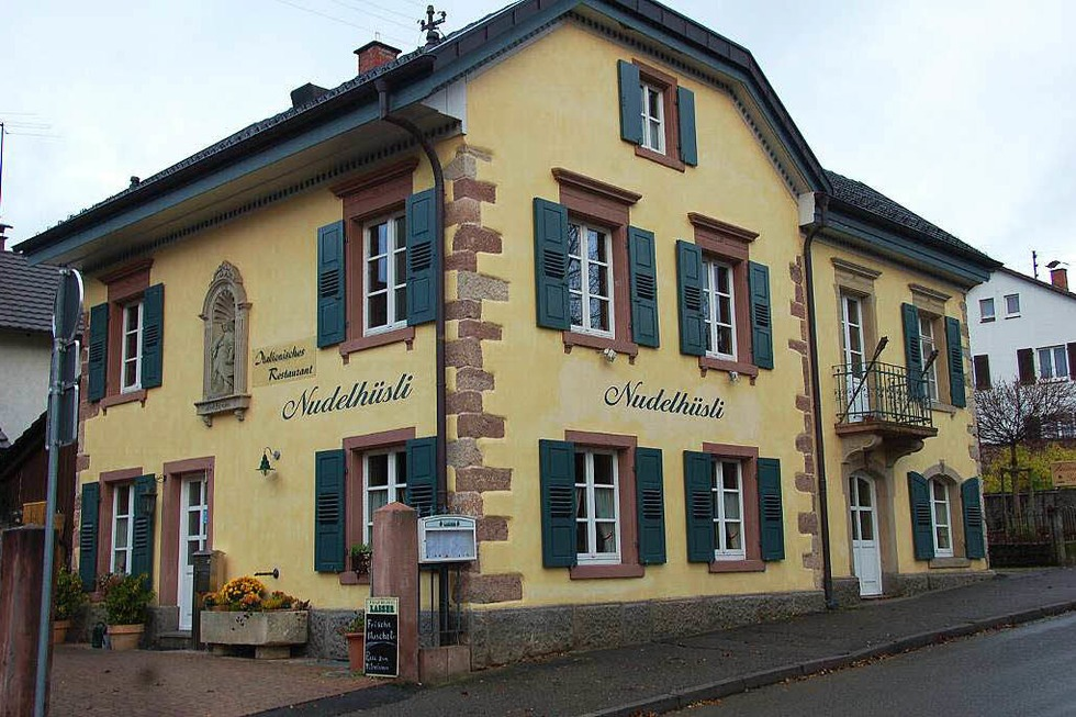 Gasthaus Nudelhüsli - Kandern