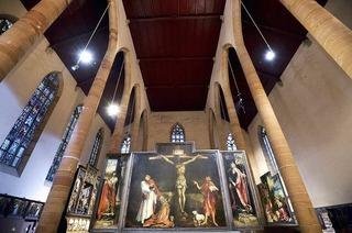 Chapelle du Musée Unterlinden