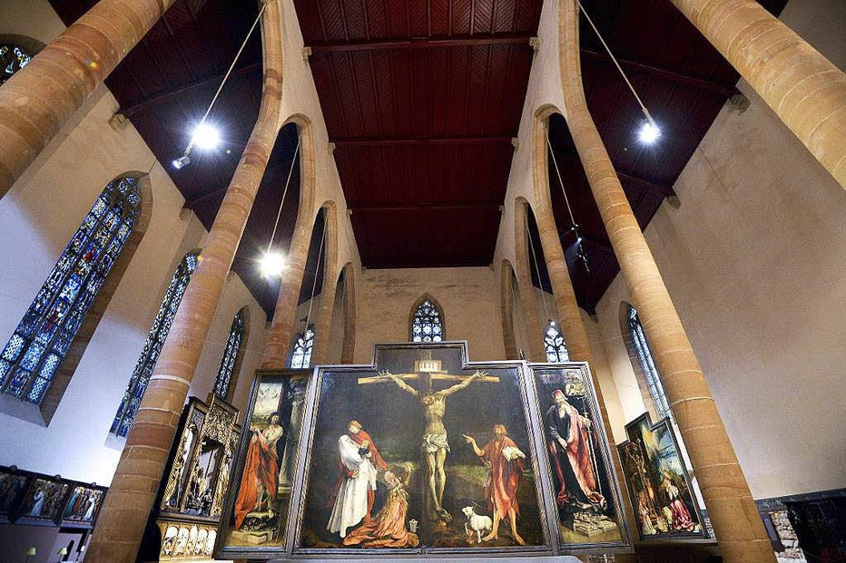 Chapelle du Musée Unterlinden - Colmar