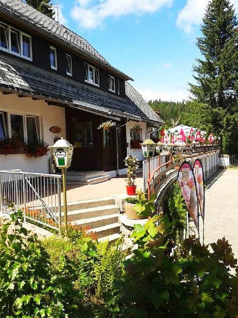 Gasthaus Klosterweiherhof - Dachsberg