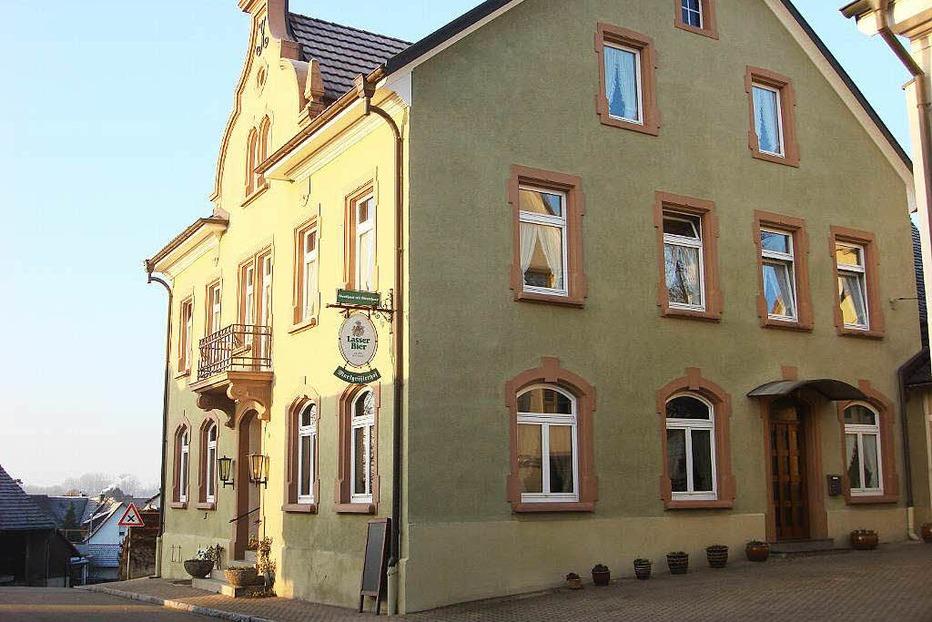 Gasthaus Markgräfler Hof - Efringen-Kirchen