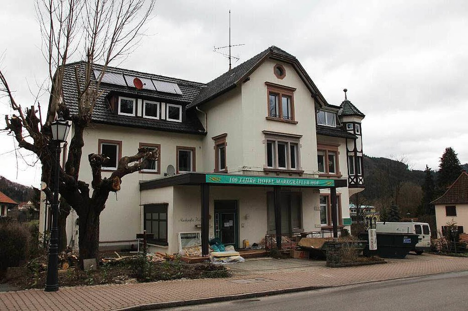 Hotel Markgräfler Hof - Badenweiler
