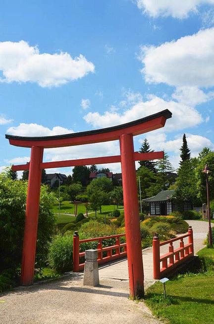 Japanischer Garten - Bonndorf