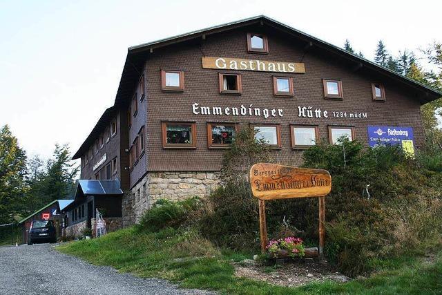Emmendinger Hütte