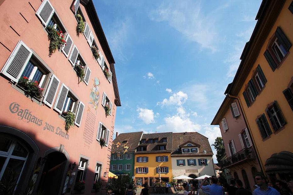 Gasthaus Fauststube im Löwen - Staufen