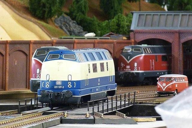 Eisenbahnmuseum Schwarzwald