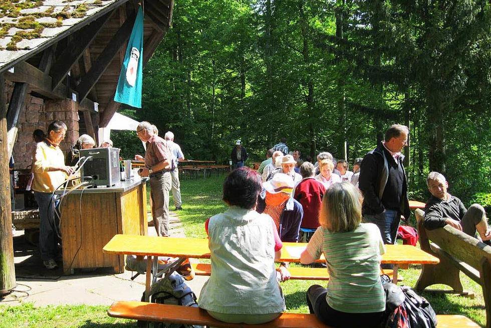 Julius-Kaufmann-Hütte - Lahr