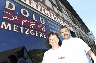 Metzgerei Dold in Kuhbach