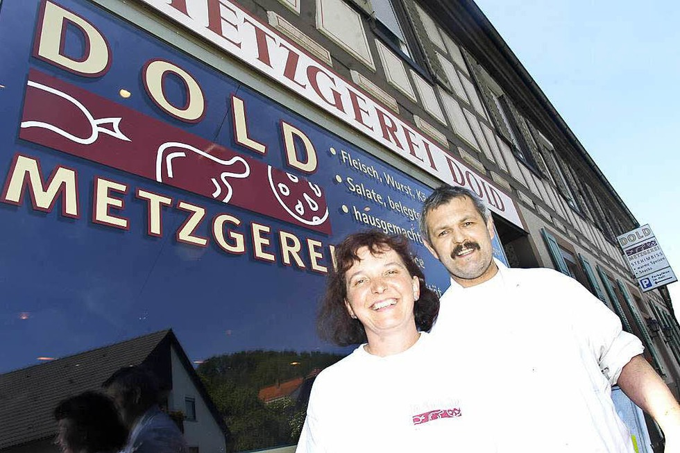 Metzgerei Dold in Kuhbach - Lahr