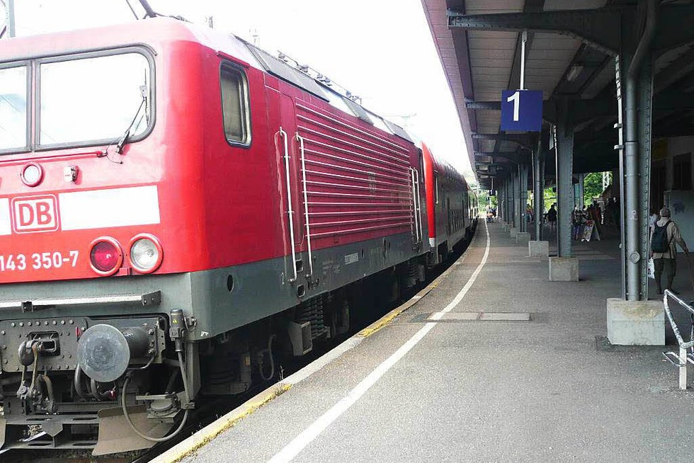 Bahnhof Titisee - Titisee-Neustadt