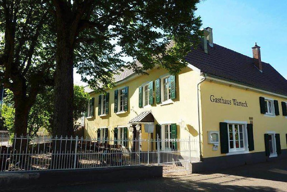 Gasthaus Warteck (Niederweiler) - Müllheim