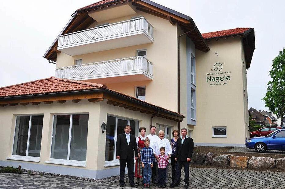 Hotel N�gele - H�chenschwand