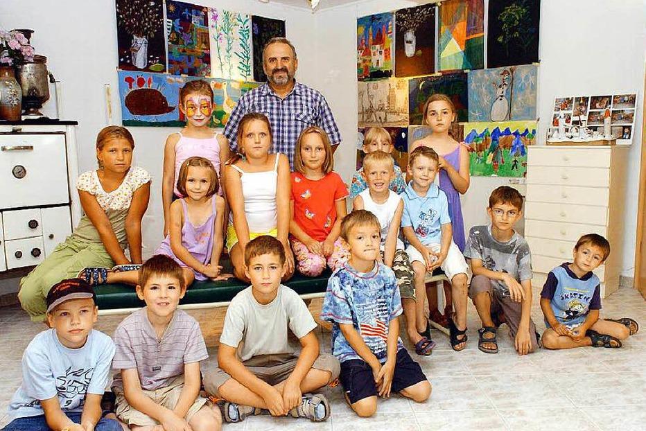 Atelier Viktor Knack (Langenwinkel-Süd)) - Lahr