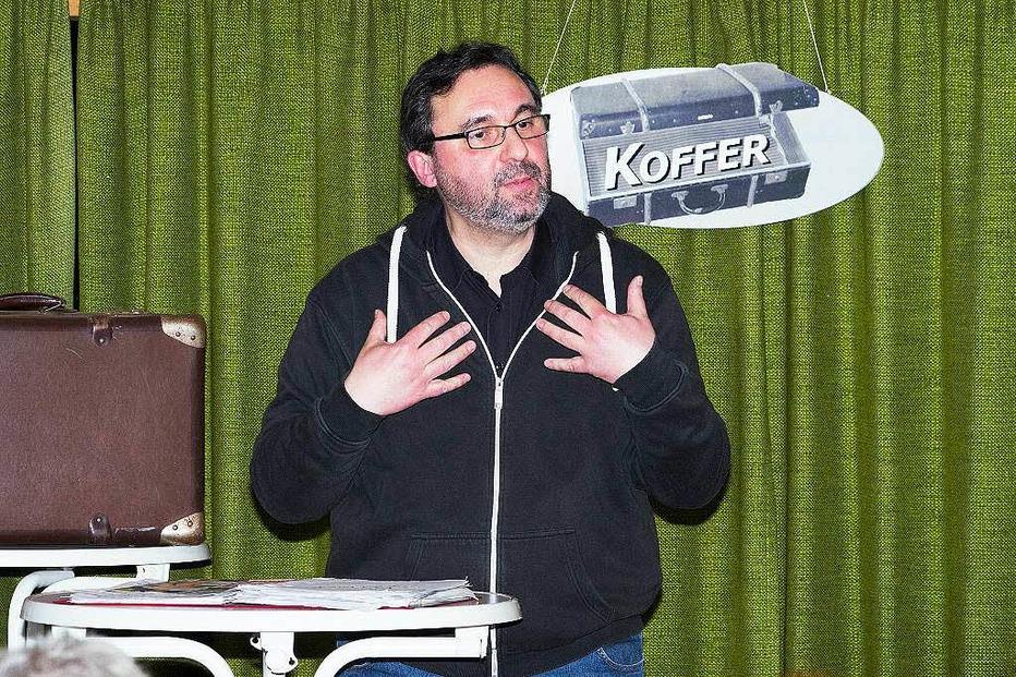 Kulturkeller Koffer (Hugsweier) - Lahr