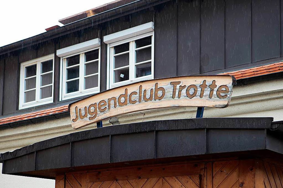 Jugendclub Trotte Sulz - Lahr