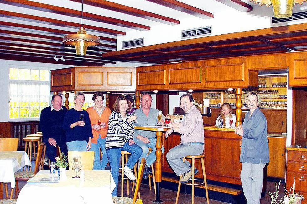 Gasthaus Sonne Langenwinkel - Lahr
