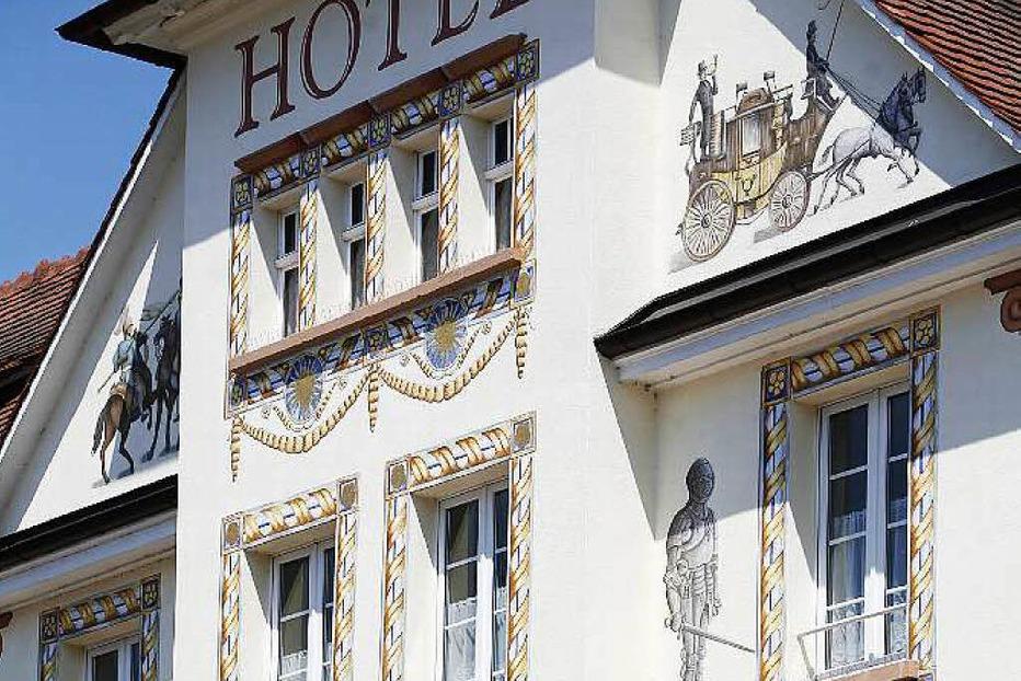 Hotel Sonne Post - Lahr